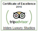 Trip Advisor - Certificate of Excellence 2016